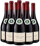 12 botellas Louis Latour - Pinot Noir Valmoissine 2016-75cl
