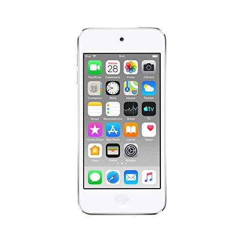 Apple iPod Touch (de 128GB) - Plata (Último Modelo)