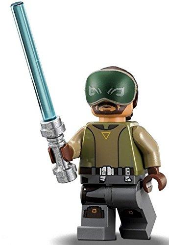 LEGO Star Wars Rebels - Kanan Jarrus Minifigure with Lightsaber Season 2 Variant