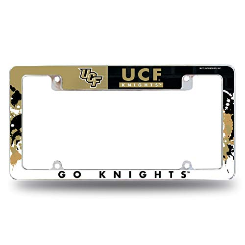 Rico Industries Central Florida All Over Chrome Frame, Multi, One Size
