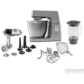 Kenwood kql6300z Chef Sense Amasadora planetaria, 1400 W, Metal ...