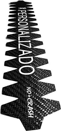 No+Crash Personalizado 100% Carbono - TU Protector Padel con Texto E Imagen