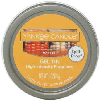 Yankee Candle HARVEST High Intensity Fragrance Gel Tin 1 Ounce
