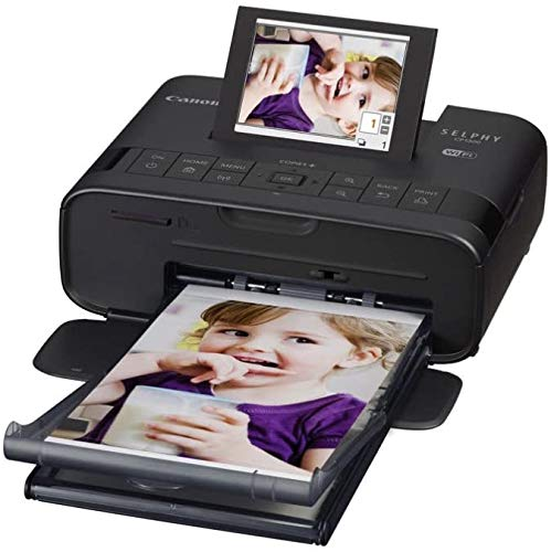 Best Wireless Printers Under $100 - Canon Selphy CP1300 Wireless Compact Photo Printer