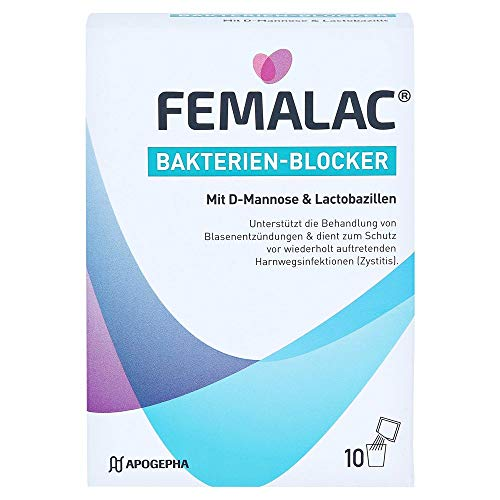 FEMALAC Bakterien-Blocker Granulat, 10 St. Beutel