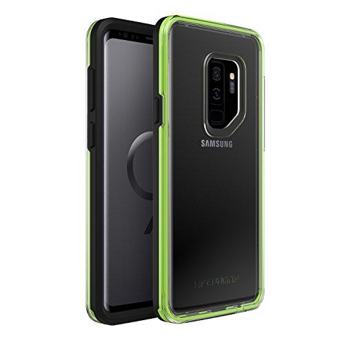 LifeProof Slam Sturzsichere Schutzhülle, (geeignet für Samsung Galaxy S9+) schwarz/grün