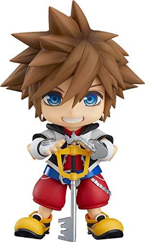 N / A Compañía Nendoroid Kingdom Hearts Sora Figura móvil de PVC sin Escala de ABS