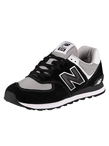 Zapatillas new balance ml574ssn Negro de Hombre. 42 5