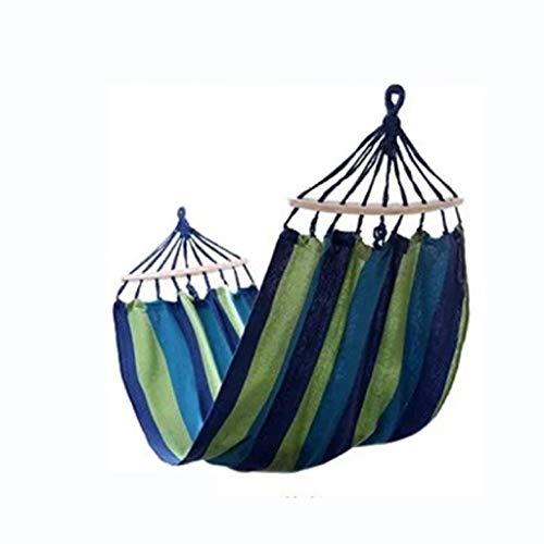 Ming Hamac, Hamac Extérieur, Hamac De Camping en Nylon Parachute Ultra Léger Et Respirant à Séchage Rapide, Adapté pour La Randonnée, Les Voyages, La Plage, Le Jardin