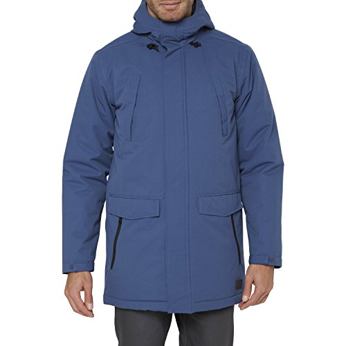 O'NEILL LM Expedition Parka - Blouson - Parka - Manches Longues - Homme - Bleu (Ensign Blue) - Medium (Taille Fabricant: Medium)