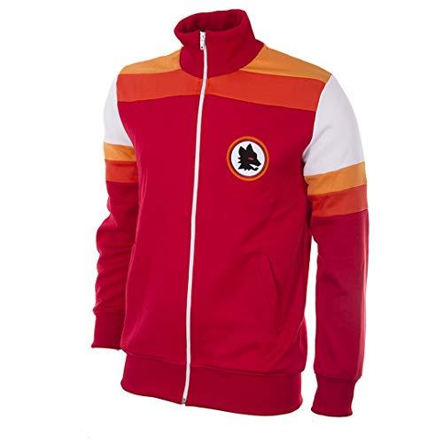 AS Roma 1979-80 - Chaqueta de fútbol retro