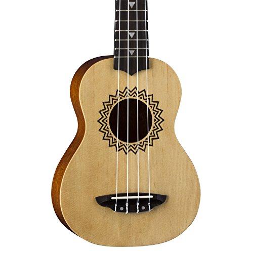 Luna Guitars ukevss Ukelele