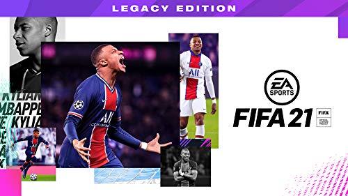 FIFA 21 Nintendo Switch Legacy Edition Standard - Switch [Digital Code]
