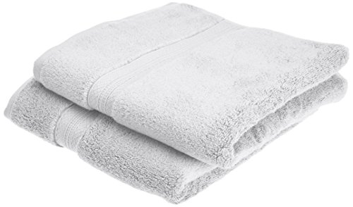 Pinzon Handtücher-Set, Pima-Baumwolle (2 Handtücher) - Weiß