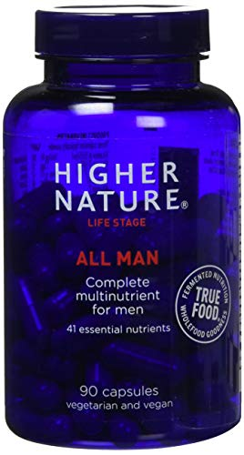 Higher Nature True Food All Man Pack of 90