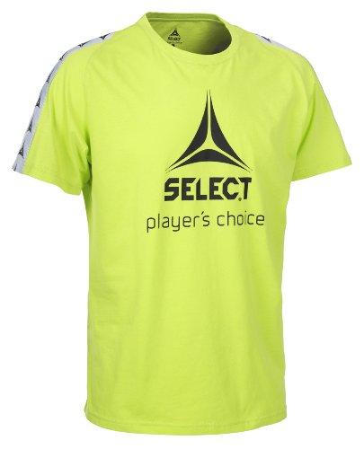 SELECT Ultimate T-Shirt pour Homme Vert Vert Lime L
