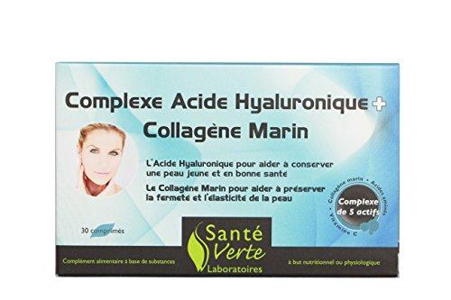 Santé Verte Ácido Hialurónico Complex - 30 Comprimidos