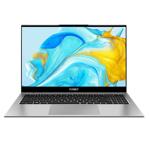 TECLAST Gaming Laptop, Intel Core i5-8259U, 15.6 Inch FHD Matte IPS Traditional Windows 10 Laptops Computers, 8GB RAM 256GB SSD, Super Silent Cooling, Backlit, Fast Charge, Long Battery Life