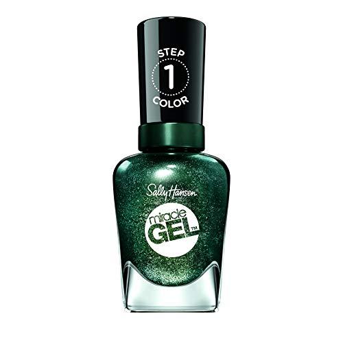 Sally Hansen Miracle Gel Nail Polish, Shade Neblue-la 652 (Packaging May Vary)