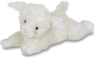 Bearington Baby Blessings Lullaby Musical Plush Stuffed Animal Lamb, 12 inches
