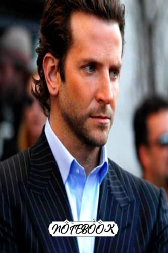 Bradley Cooper : Notebook Journal Great for Birthday or Christmas Gift Home or Work #14