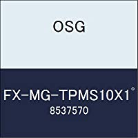 OSG エンドミル FX-MG-TPMS10X1゚ 商品番号 8537570