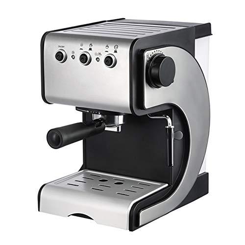 JGSDHIEU Koffiezetapparaat, huishoudapparaat, kleine Italiaanse semi-automatische stoommelk-en schuimmaraat, koffiezetapparaat