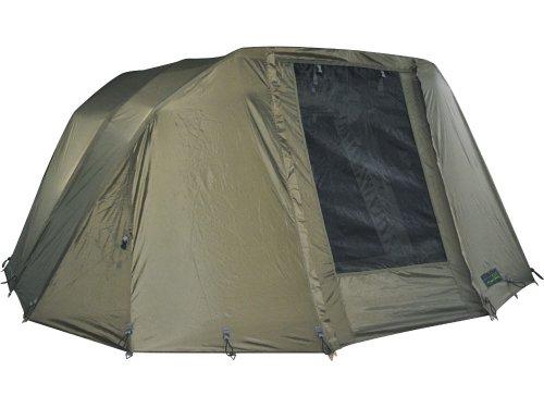 MK-Angelsport Winterskin für Fort Knox – 2 Mann Dome (kein Zelt nur Überwurf), Carp Dome, Overwrap for Bivvy/Angelzelt