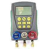 Refrigeración Digital de Manómetros DY517 de Aire del Coche Acondicionador de Temperatura electrónico de la presión del manómetro probador del calibrador de Las Herramientas de Uso Duradero