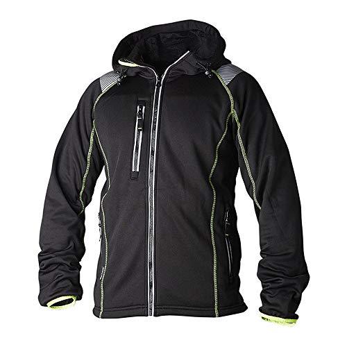 Top Swede 35303000503 - Chaqueta con capucha, color negro, talla XS
