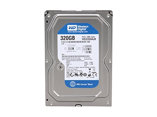 Western Digital WD Caviar Blue 320 GB