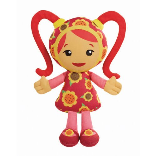 Fisher-Price Team Umizoomi Sunflower Milli Plush