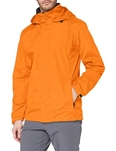 Regatta Herren Ardmore Jacket Jacke, Orange (Sun Orange/Seal Grey), XL