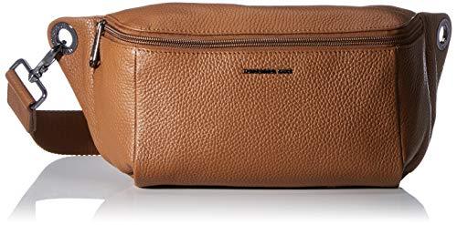 Mandarina Duck Mellow Leather, Bolso de Mujer, Indian Tan, Talla única
