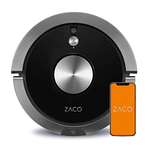 ZACO A9s Saugroboter mit Wischfunktion, App und Alexa Steuerung