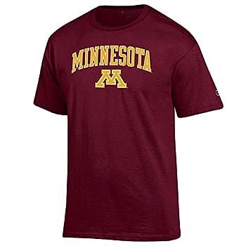 Elite Fan Shop Minnesota Golden Gophers Tshirt Varsity Maroon - X-Large
