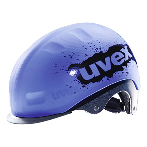 Uvex Fahrradhelmregenschutz, blau, Uni