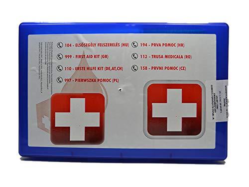 KFZ Auto Verbandskasten Verbandstasche Erste Hilfe DIN 13164 Unfall