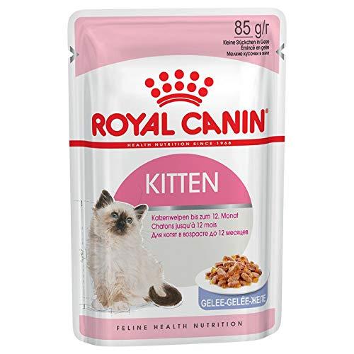 Comida para gatos Royal Canin Kitten Instinctive húmeda en bolsa (85g)