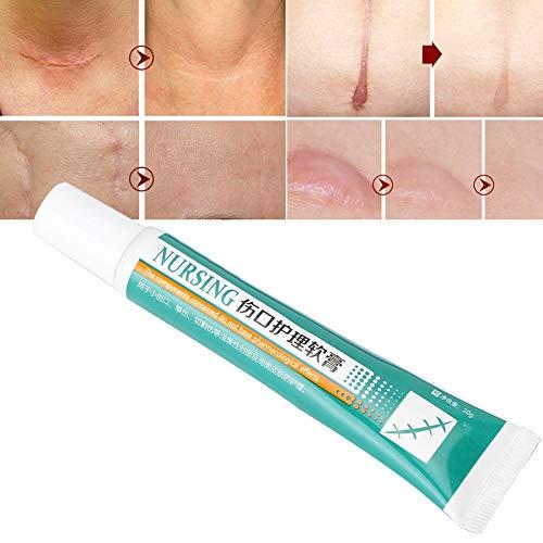 El suero para el tratamiento de cicatrices y ungüentos cura