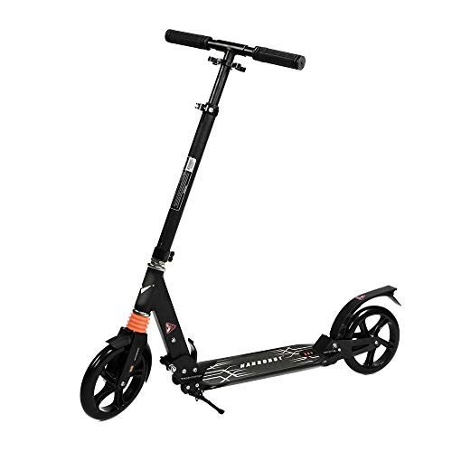 COSMOLINO Scooter - Patinete para adultos - Patinete infantil - Plegable - Altura ajustable