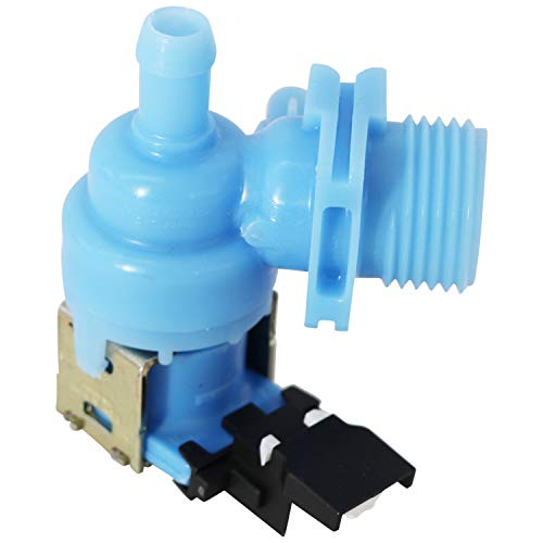 Endurance Pro W10327249, W10327250, Dishwasher Water Inlet Valve Compatible for Whirlpool, W10316814, PS11752927, WPW10327249VP, WPW10327249, AP6019618-1 YEAR warranty