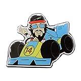 Pin caricatura Fernando Alonso (Pin Hamaca)