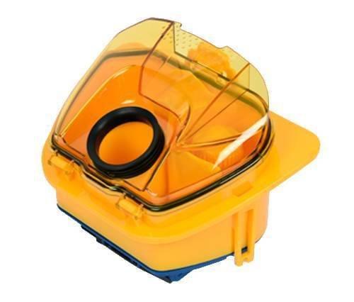 Rowenta - Depósito de polvo de la aspiradora Compacteo Ergo RO5396