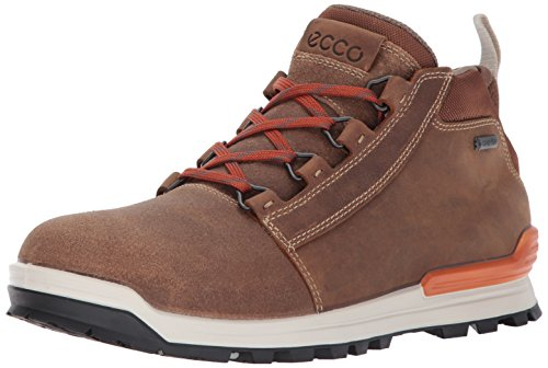 Ecco Oregon, Chaussures Multisport Outdoor Homme, Marron (Cashmere/Cashmere), 44 EU