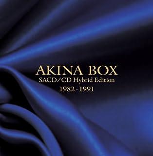 AKINA BOX(紙ジャケット&SACD/CDハイブリッド仕様)