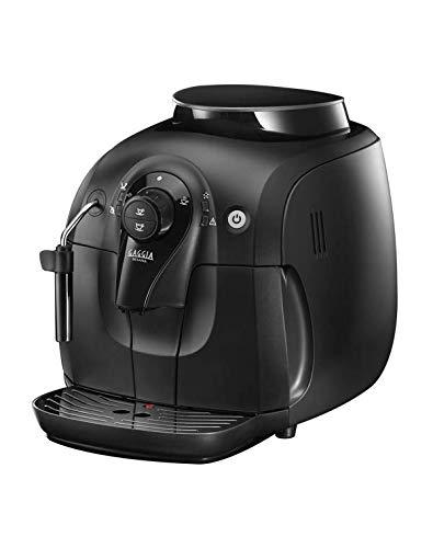 Gaggia Besana Macchina da Caffè Automatica, per Espresso e Cappuccino, Caffè in Grani, RI8081