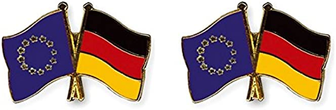 Yantec Flaggenpin 5er Pack NRW Pin Anstecknadel Fahnenpin