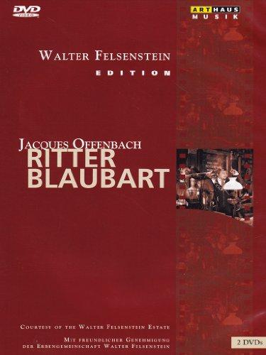 Jacques Offenbach - Ritter Blaubart (Walter Felsenstein Edition)