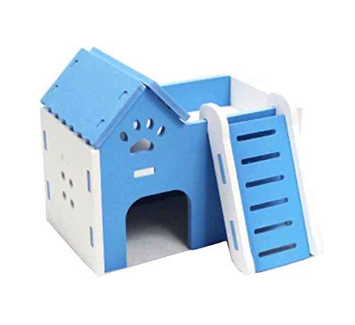 Black Temptation Hamster Nest Maison pour Petits Animaux 3#